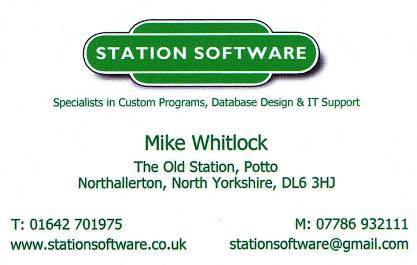 Station Software Business Card